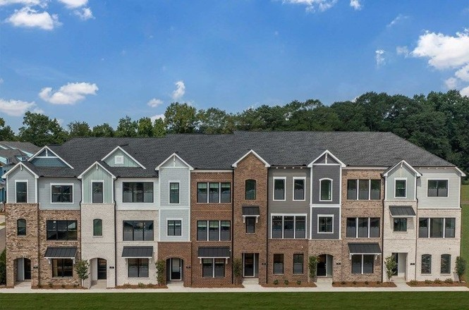 Ready To Build Home In Ashbury Community