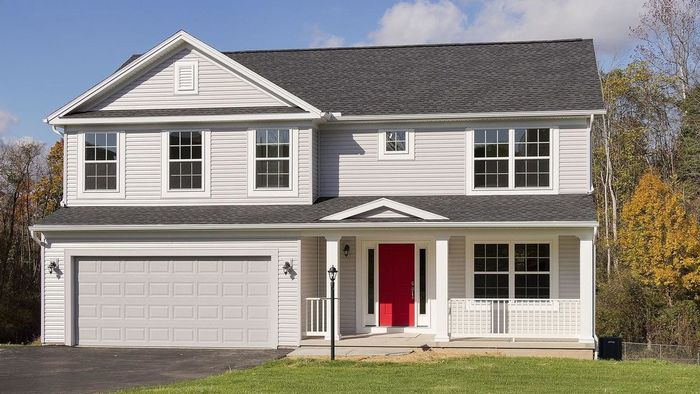 Ready To Build Home In Deerhaven Community