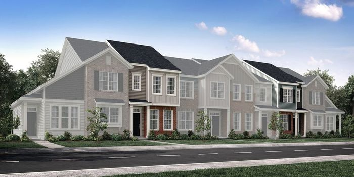 Ready To Build Home In Beatty Woods Community