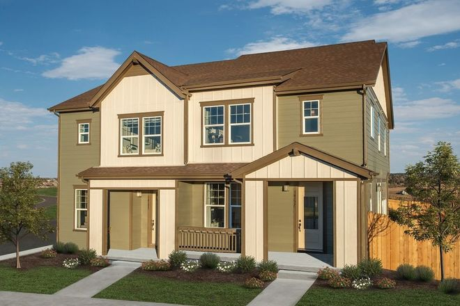 Ready To Build Home In Trails at Crowfoot Villas Community