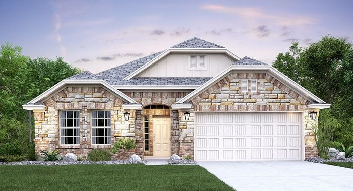 Move In Ready New Home In Hidden Trails - Brookstone II Collection Community