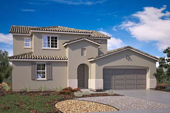 Ready To Build Home In Terra Sol Community