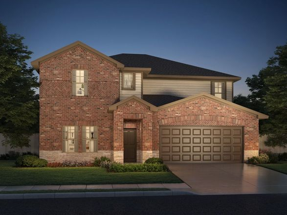 Move In Ready New Home In Western Ridge Community