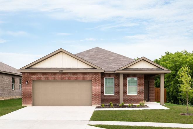 Ready To Build Home In Crestridge Meadows Community