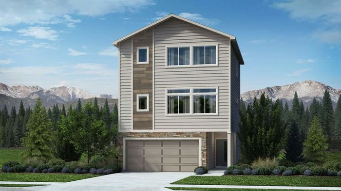 Ready To Build Home In Chapel Heights Community
