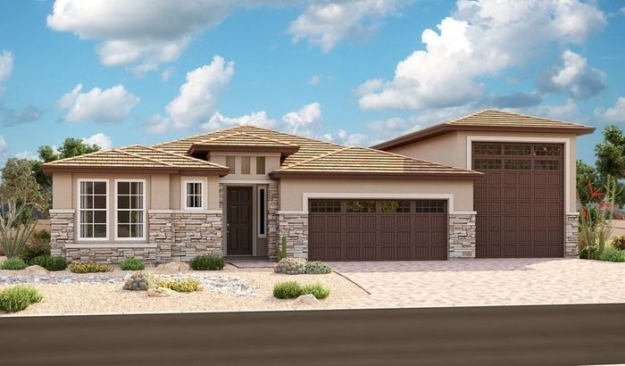 Ready To Build Home In Laurel Ranch Community