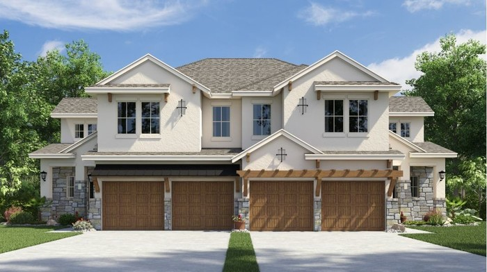 Ready To Build Home In Rough Hollow - Grandview Collection at The Vineyards Community