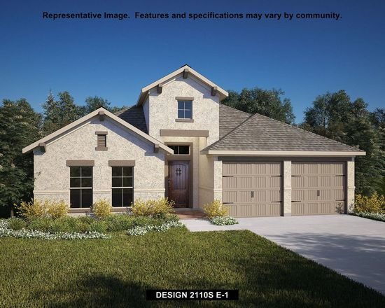 Ready To Build Home In Sweetwater 55' Community
