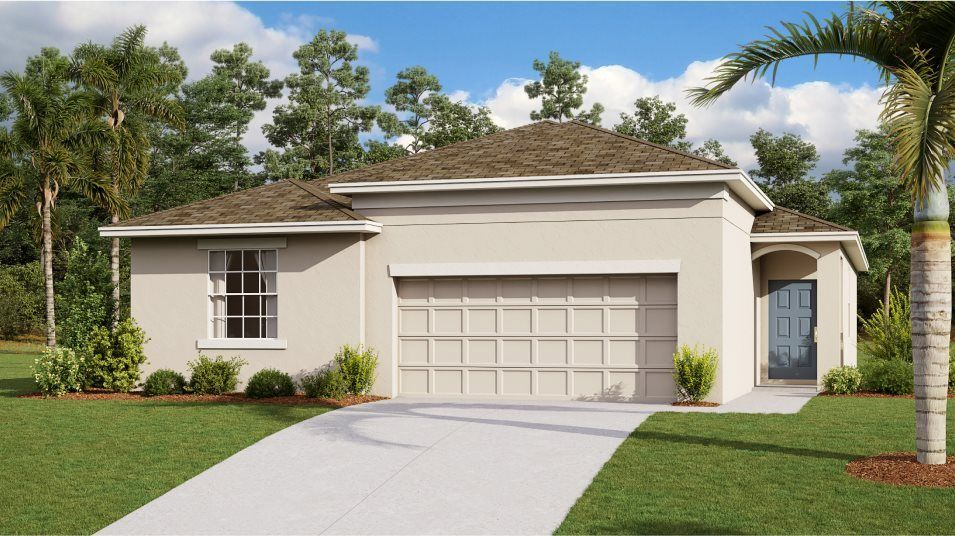 Ready To Build Home In Tillman Lakes - Heritage at Tillman lakes Community