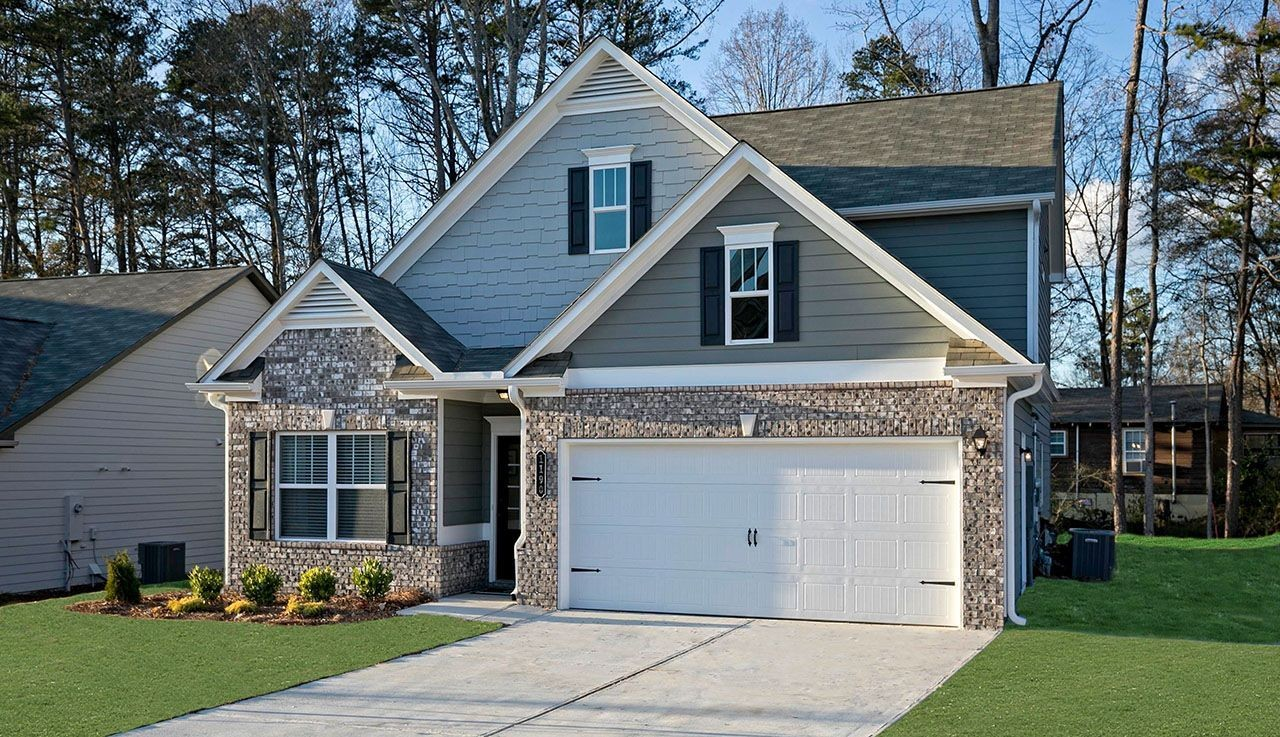 Ready To Build Home In Lake Pointe Community