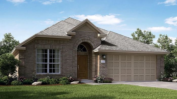 Ready To Build Home In Alexander Estates - Wildflower Collection Community