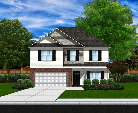 Ready To Build Home In Winterbrook Community