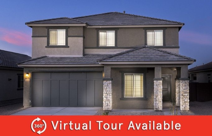 Ready To Build Home In Santa Rosa Crossing Community