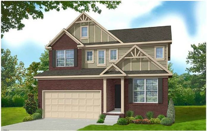 Ready To Build Home In Norman Farm Community