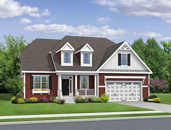 Ready To Build Home In Outer Banks Community