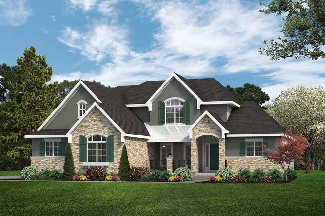 Ready To Build Home In Augusta Estates Community