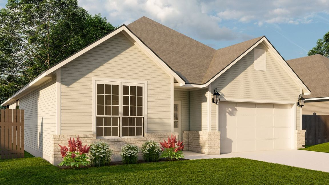Ready To Build Home In Vintage Estates Community