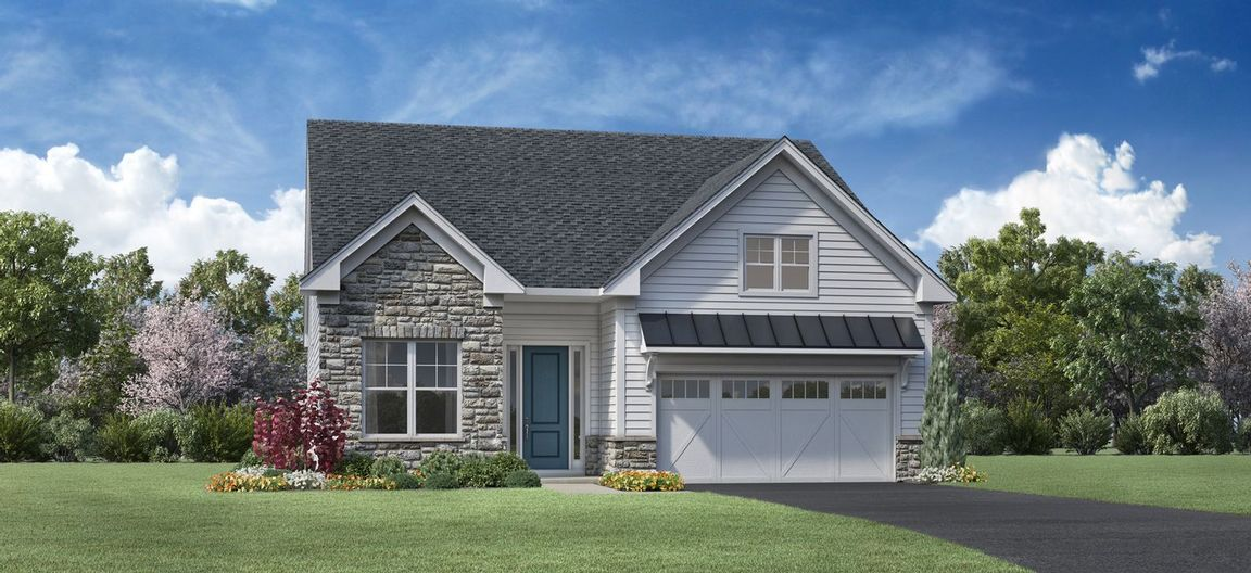 Move In Ready New Home In Enclave at The Promenade Community