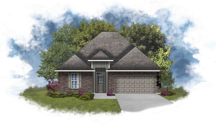 Ready To Build Home In Porter's Cove Community