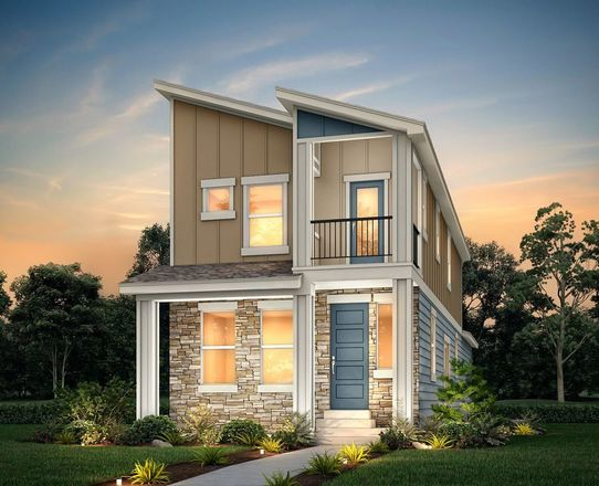 Ready To Build Home In The Nook at Shiloh Mesa Community