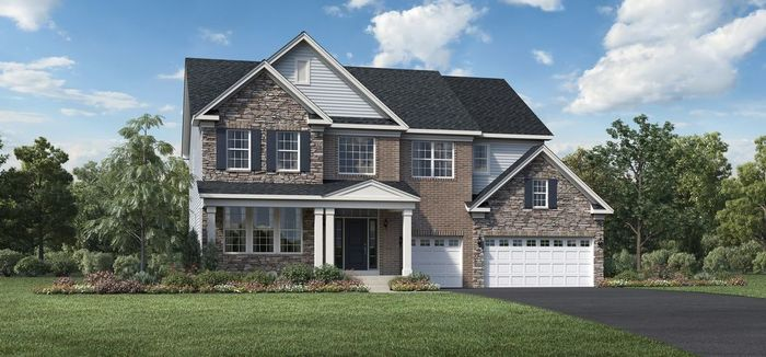 Ready To Build Home In Bowes Creek Country Club - The Fairways Collection Community