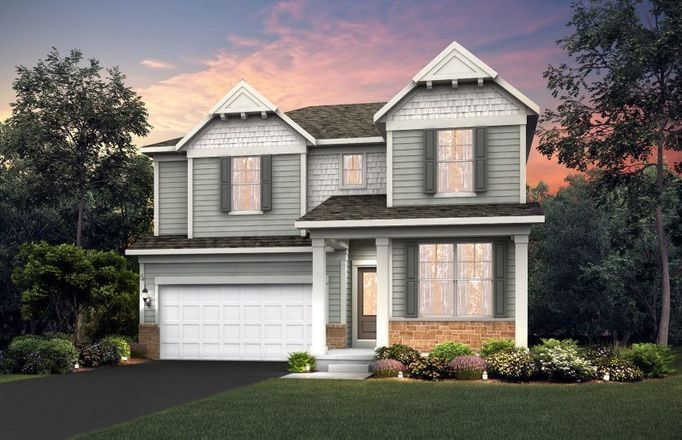 Ready To Build Home In Parkside Community