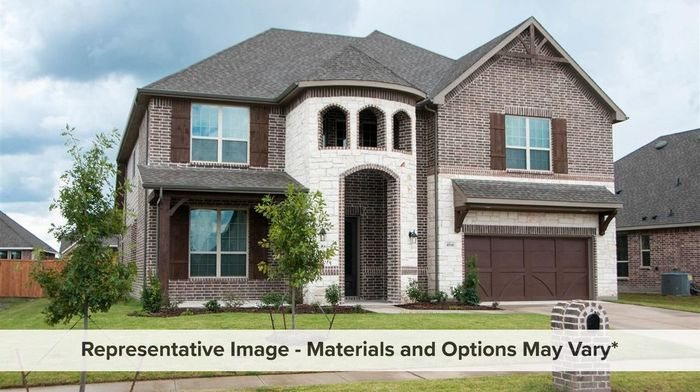 Ready To Build Home In Reserve at Creekside Community