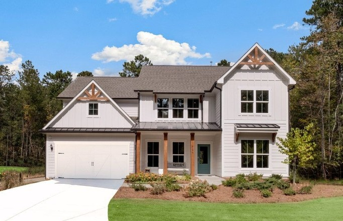 Ready To Build Home In Winslow at Brookstone Community