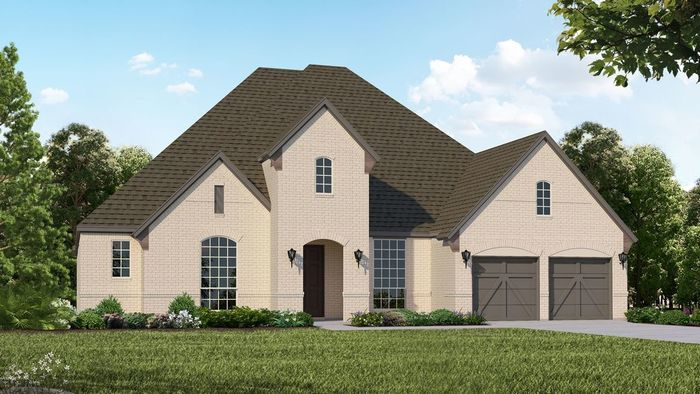 Ready To Build Home In Canyon Falls 90s Community