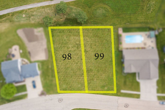 Lot In South Pointe Greens