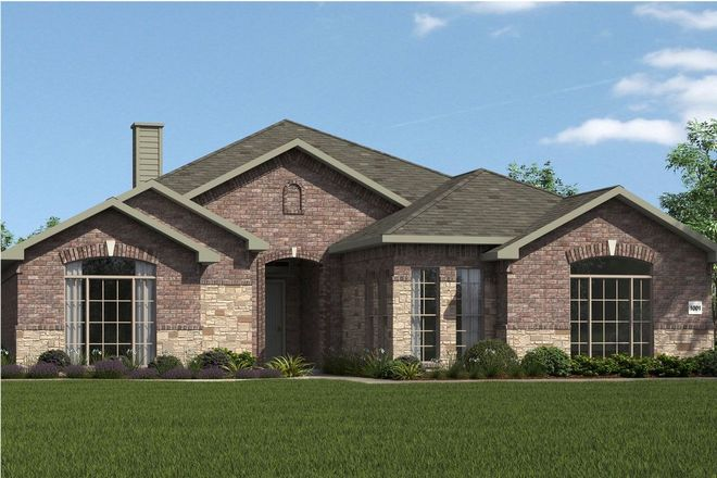 Move In Ready New Home In Greystone Community