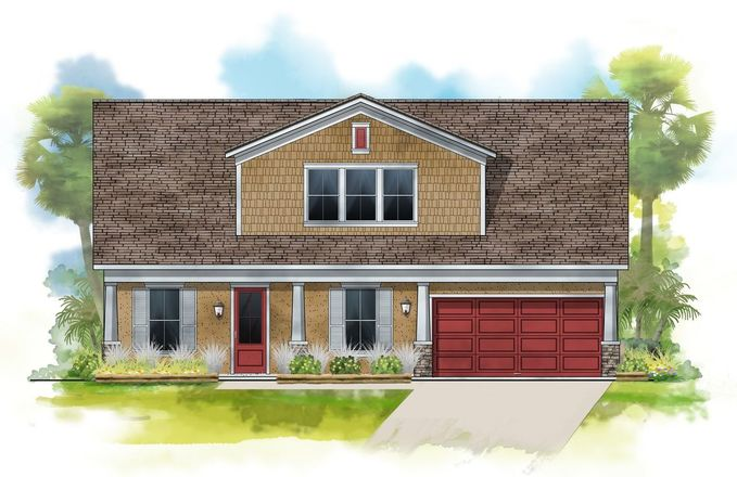 Ready To Build Home In Winway Homes-BOYL Community