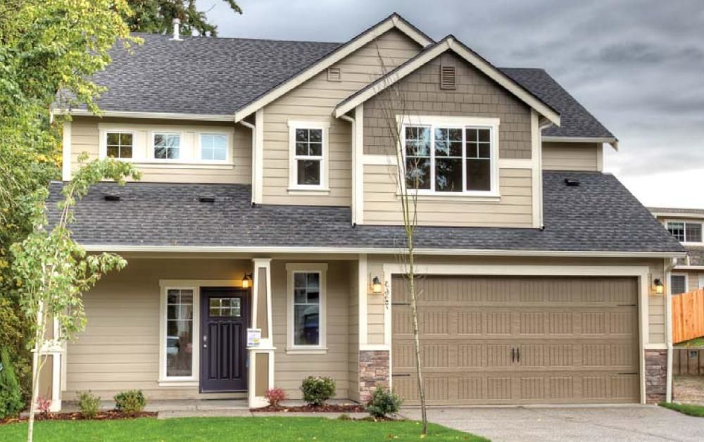 Ready To Build Home In Prairie Landing Community