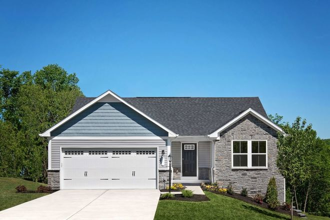 Ready To Build Home In Woodland Pointe Community