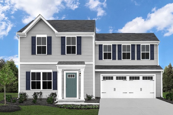 Ready To Build Home In Springs Mill Community