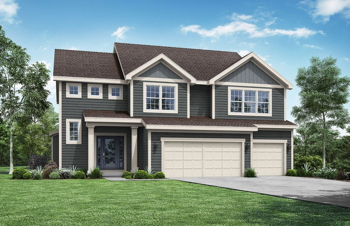 Ready To Build Home In Sunset Estates Community