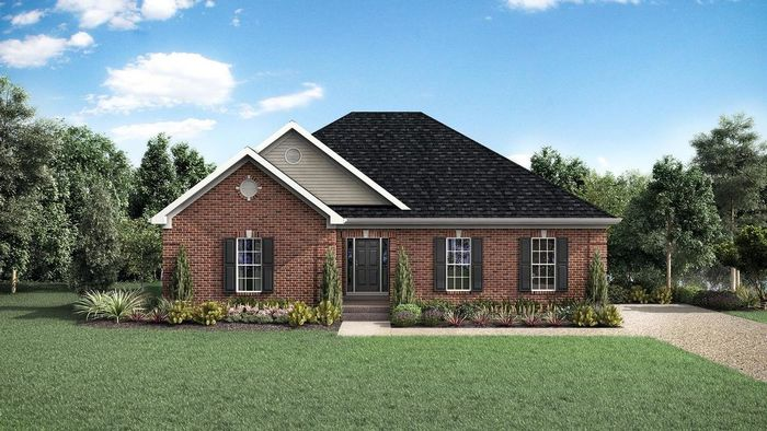 Ready To Build Home In Twin Lakes Community