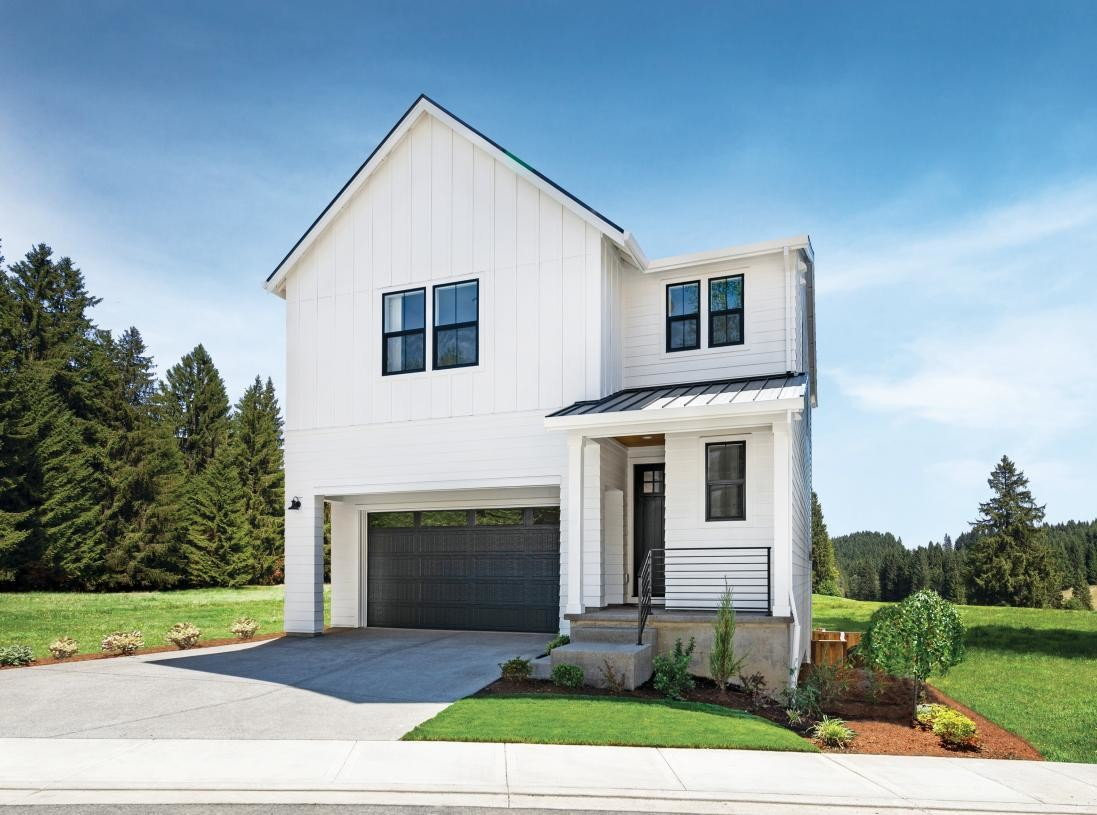 Ready To Build Home In Toll Brothers at Scouters Mountain Community
