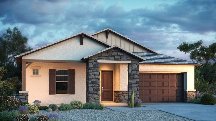 Ready To Build Home In Lakeview Trails at Morrison Ranch Landmark Collection Community