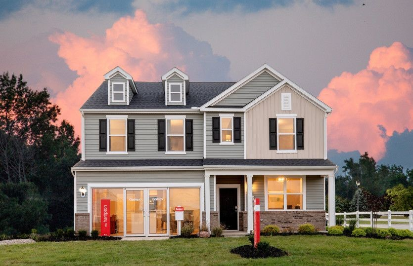Ready To Build Home In Bloomfield Hills Community
