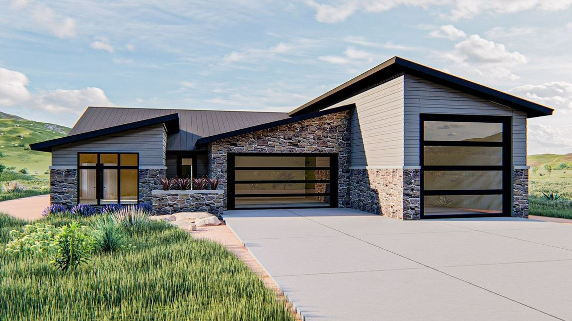 Ready To Build Home In Red Hawk at J-6 Ranch Community