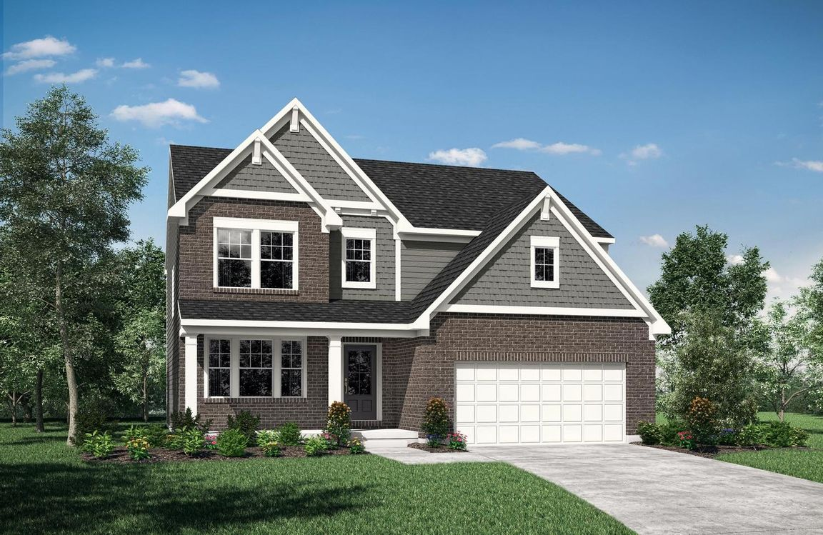 Ready To Build Home In Aosta Valley - Boone County Community