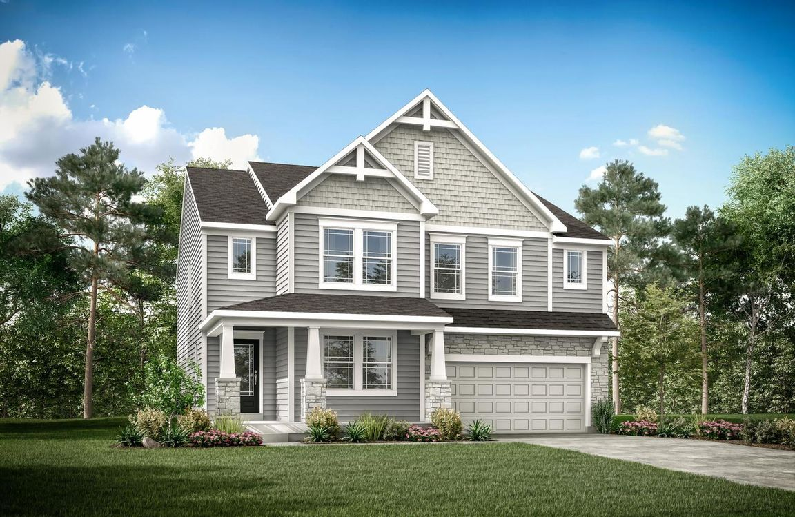 Ready To Build Home In Aosta Valley - Kenton County Community