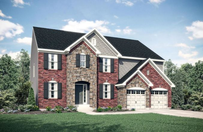 Ready To Build Home In Sherbourne Vistas Community