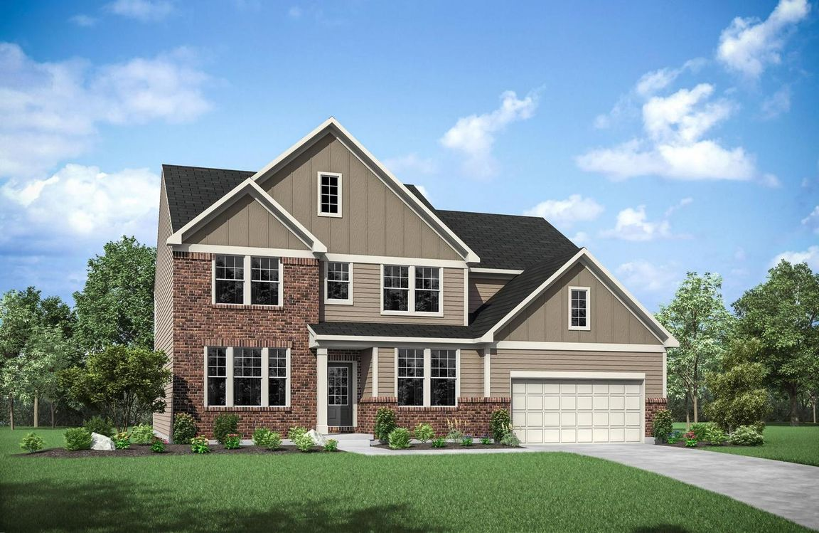 Ready To Build Home In Thornwilde Estates Community
