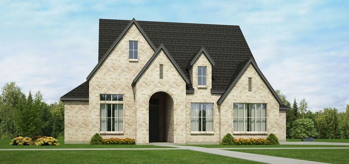 Ready To Build Home In Smith Farm Community