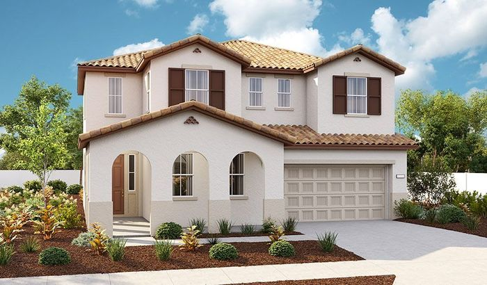 Ready To Build Home In Revere at Independence Community
