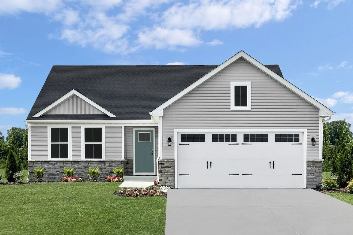 Ready To Build Home In Carriage Trails Ranches Community
