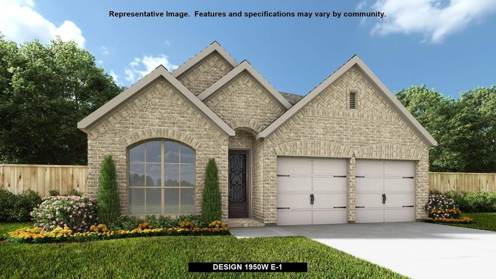 Ready To Build Home In Fronterra at Westpointe 50' Community