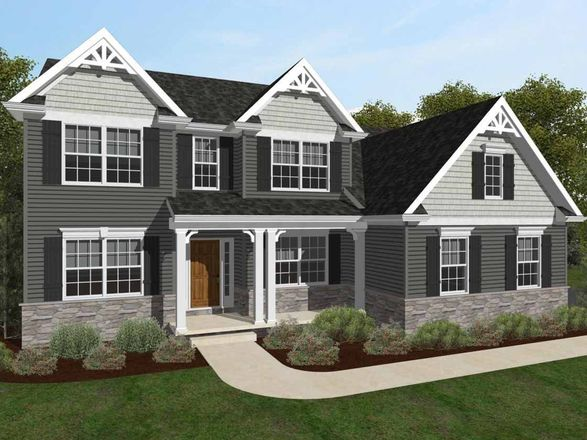 Ready To Build Home In Welbourne Reserve Community